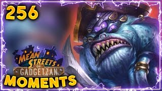 Patches The Pirate Combo!! | Hearthstone Gadgetzan Daily Moments Ep. 256 (Funny and Lucky Moments)