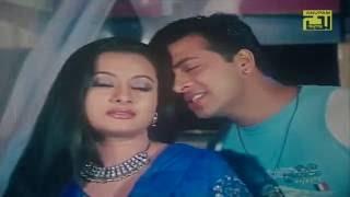 বাধা   Badha 2005   রিয়াজ, পূর্ণিমা, শাকিব খান    Full Bangla Movie