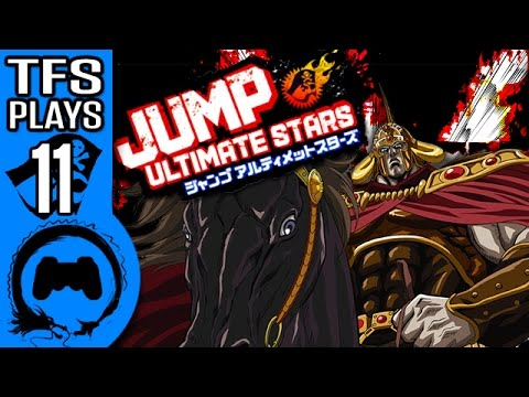 The HARDEST Challenge Jump Ultimate Stars Part 11 TFS Plays
