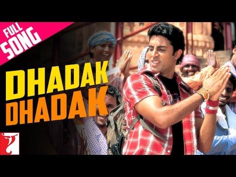 Xxx Mp4 Dhadak Dhadak Full Song Bunty Aur Babli Abhishek Rani Udit Sunidhi Nihira 3gp Sex