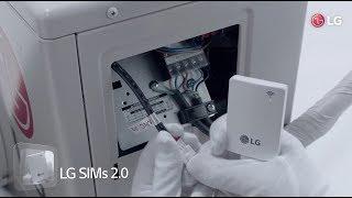LG Air Conditioner : Smart Inverter Installation_Test Running_Smart Diagnosis