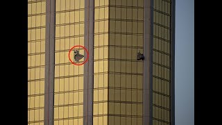 Ex-Cop Points Out Mystery In Vegas Shooting Window