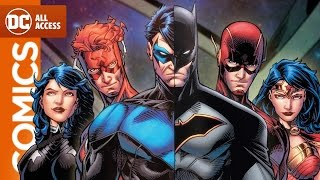 TITANS: Justice League Team Up