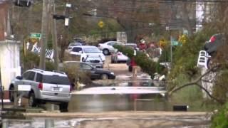 افلام وثائقية   لحظات ماقبل الكارثة   إعصار نيويورك 2014   HD