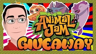 ANIMAL JAM! - GIVEAWAY! - Free Rare Spikes, Top Hats, Shudder Shades, and More!