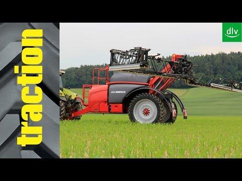 Horsch Leeb 5 LT in der traction-Arbeitsprobe