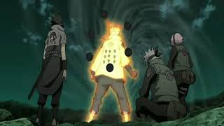 Team Kakashi vs Madara - Naruto, Sasuke, Sakura vs Madara Full Fight