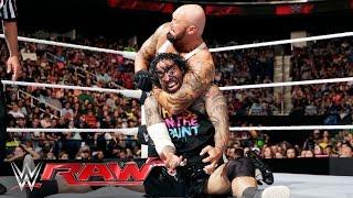 The Usos vs. Luke Gallows & Karl Anderson: Raw, May 16, 2016