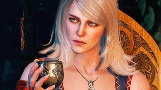 The Witcher 3: SEX WITH A WITCH - A Favor for a Friend Side Quest