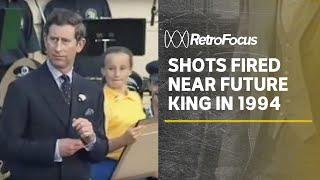 Shots fired at Prince Charles (1994) | ABC News