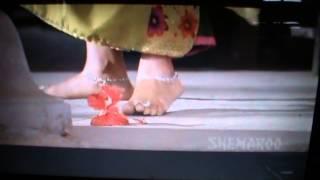 feet of hot actress from bollywood VIDYA BALAN