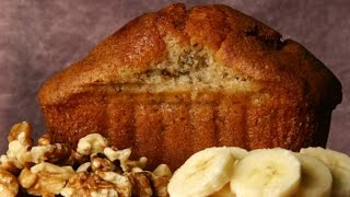 Best Banana Nut Bread Recipe -- The Frugal Chef
