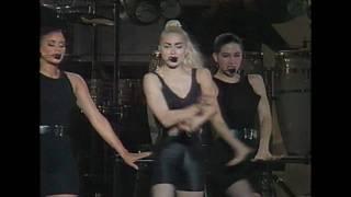 Vogue  - Madonna Blond Ambition Japan Tour '90