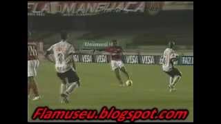 Flamengo 4x0 ABC - Copa do Brasil 2006