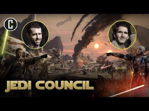 Xxx Mp4 The Old Republic What Will Game Of Thrones Showrunners Do With Star Wars Jedi Council 3gp Sex