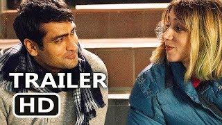 THE BIG SICK Trailer (Comedy, Romance - 2017)