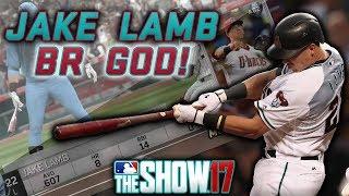 Jake Lamb is a BR God! MLB The Show 17 Diamond Dynasty Battle Royale