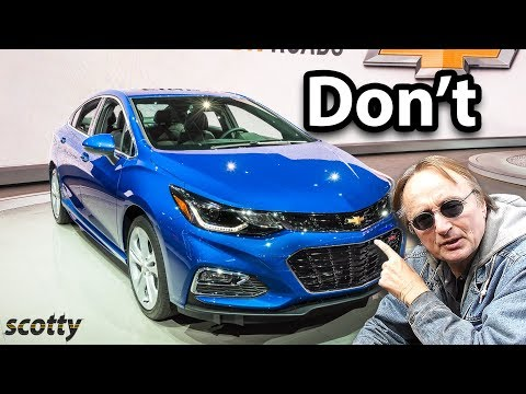 The Truth About the New Chevy Cruze, Buyer Beware