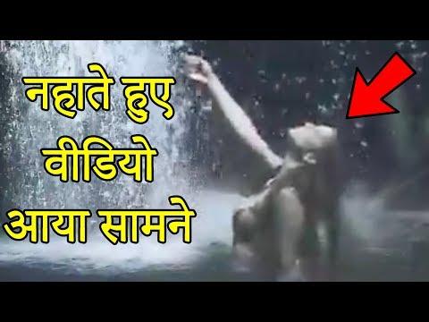 Xxx Mp4 Sunny Leone S Shower Video सनी लियॉन का नहाते हुए वीडियो आया सामने 3gp Sex