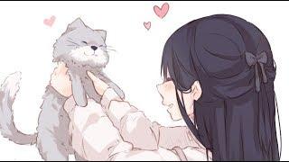 Neko Meow   Speedpaint  [Minaru]
