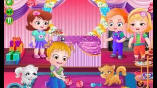 Baby Hazel Birthday Surprise | Fun Game Videos By Baby Hazel Games