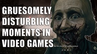 15 Disturbing Moments In Video Games That You Wouldn't Dare To Watch