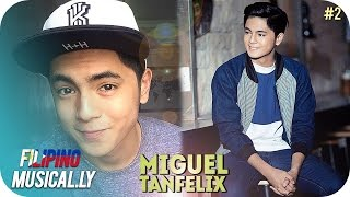 ✔The Best Miguel Tanfelix New Musical.ly Compilation #2