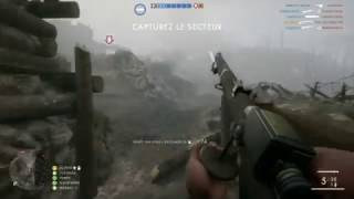 ITALIA - OPERATION - BF1 SNIPER GAMEPLAY