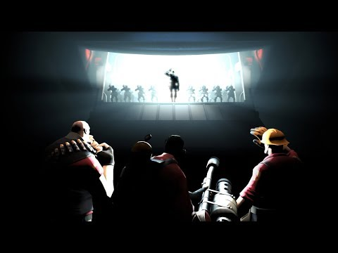 Team Fortress 2 The Movie Game Movie