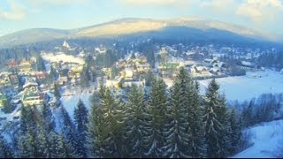 Karkonosze - Harrachov i Wodospad Mumlawy / Mumlavský vodopád
