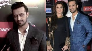 Atif Aslam's Interview on The Red Carpet of Star Gima Awards 2015