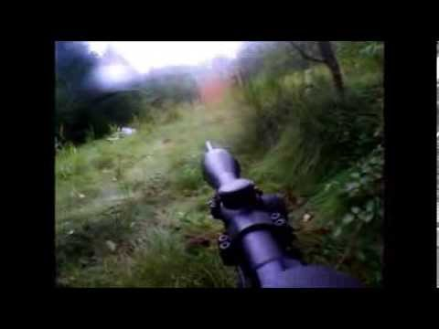 Airsoft Snipers- Team of 2