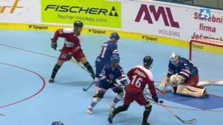 SVK CAN 10 jun 2017 ms hokejbal finale 1 tretina