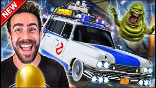 """*NEW* Ghostbusters Ecto-1 Battle-Car and Limited Mode """"Ghost Hunt"""""""