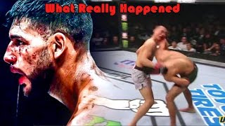 What Really Happened at UFC Fight Night Denver (Korean Zombie vs Yair Rodriguez)