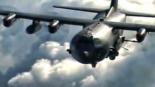 AC-130 Gunship • One Plane The Taliban Fears