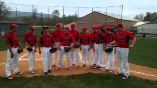 Selinsgrove JV baseball