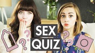SEX QUIZ: Melanie Murphy VS Hannah Witton