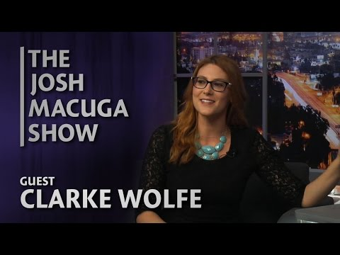 Clarke Wolfe - The Josh Macuga Show - One Beautiful Nightmare