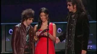 Canción del año. Premios MTVLA 2008 - 9/31