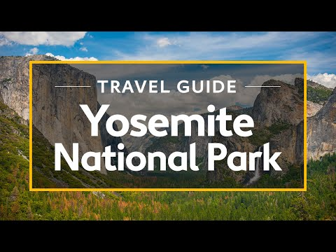Yosemite National Park Vacation Travel Guide Expedia