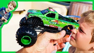 The Great Monster Truck Rescue Mission - Behind The Scenes