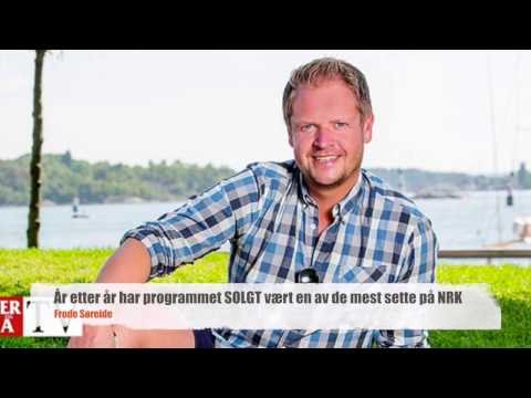 Frode Søreise sin stue males