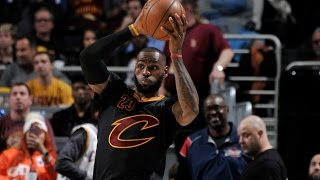 LeBron Passes Bob Cousy on All-Time Assists List | 12.01.16