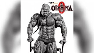 Kai Greene Invited VERY Late to Mr Olympia 2017
