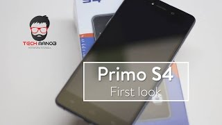 Walton primo S4 unboxing and First look!!