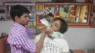 ASMR head massage and Cracking