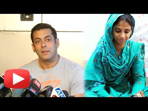 Salman Khan Talk About Geeta's Case | An Indian Girl Lost in Pakistan