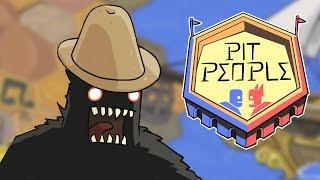 Тролль-детектив // Pit People #2