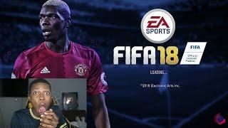 LEAKED FIFA 18 FOOTAGE